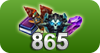 Top 865 Items