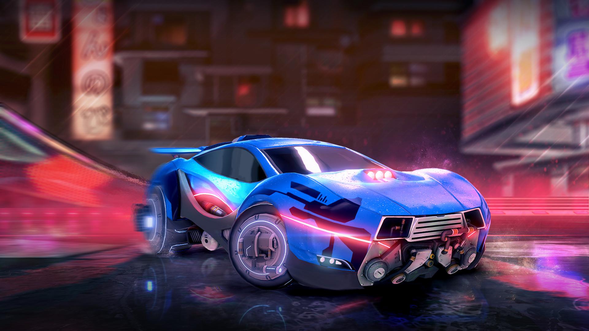 Rocketleague Best Car