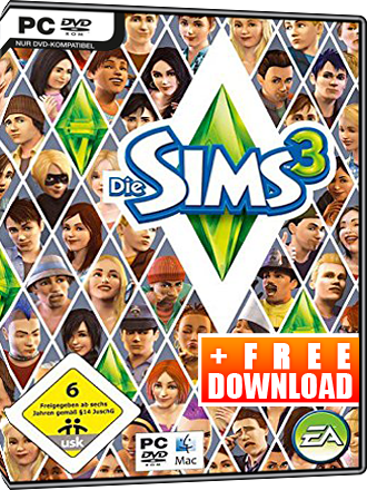 Sims 3 Key - Kostenloser Download Inklusive Screenshot