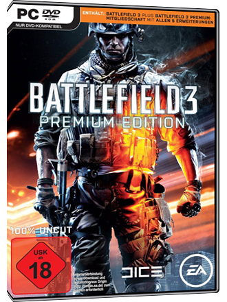 Battlefield 3 Premium Edition Screenshot