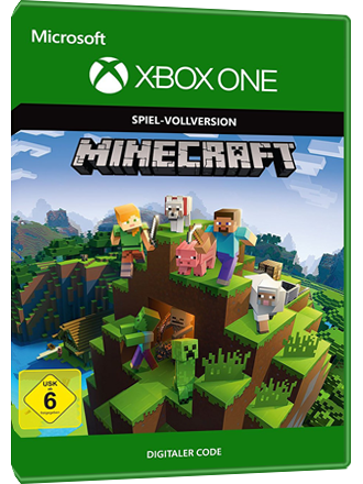 Minecraft Xbox One Download Code MMOGA - Minecraft spielen pc download
