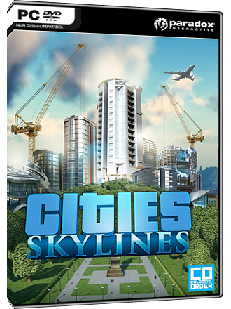 Cities Skylines Screenshot