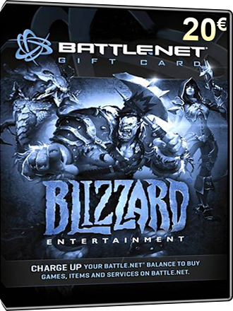 Battle Net Gift Card Europe Gift Ideas