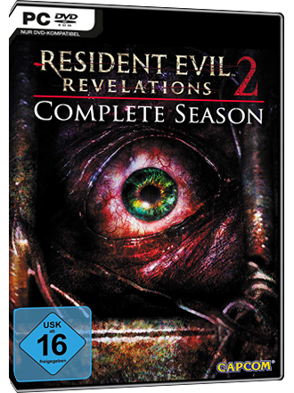 Resident Evil Revelations 2 - Complete Season Screenshot