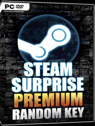 Steam Surprise Premium - Random Steam Key
