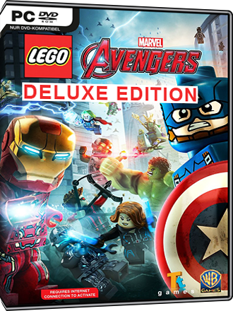 LEGO Marvel's Avengers - Deluxe Edition Screenshot