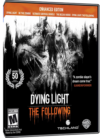 Dying Light - The Following Enhanced Edition Screenshot