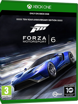 Forza Motorsport 6 - Xbox One Download Code Screenshot