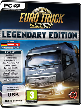 Euro Truck Simulator 2 - Legendary Edition Screenshot