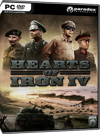 Hearts of Iron IV - Colonel Edition (DE Version) Screenshot