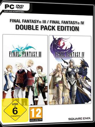 Final Fantasy III / Final Fantasy IV - Double Pack