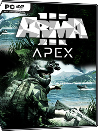 Arma 3 - Apex (DLC) Screenshot