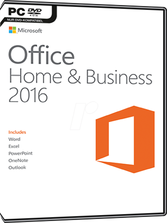 microsoft office 2016 home and business kaufen mmoga. Black Bedroom Furniture Sets. Home Design Ideas
