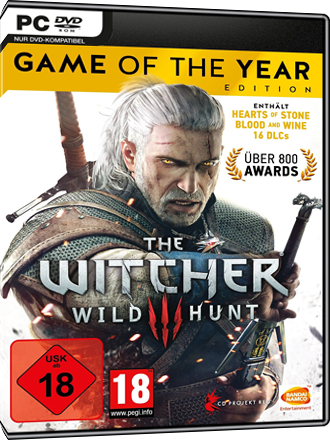 The Witcher 3 - Game of the Year Edition (GOG Key) Screenshot