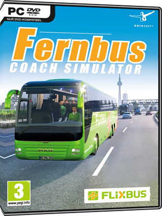 Der Fernbus Simulator Screenshot
