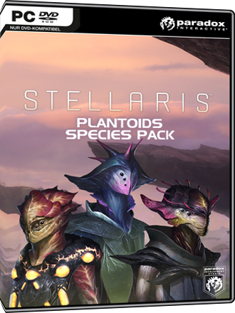Stellaris - Plantoids Species Pack (DLC) Screenshot