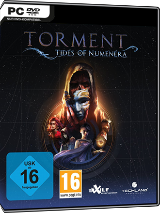 Torment - Tides of Numenera Screenshot