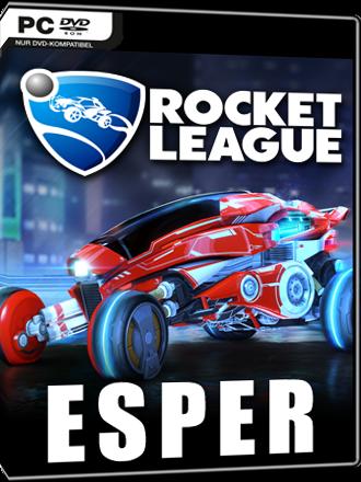 Rocket League - Esper DLC