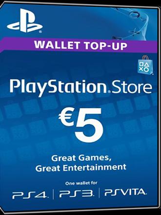 Psn Karte Online Kaufen.Psn Card 5 Euro De Playstation Network Guthaben