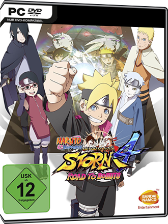 Naruto Shippuden Ultimate Ninja Storm 4 - Road to Boruto (Addon) Screenshot