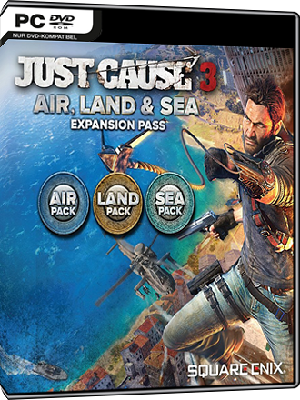 Just Cause 3 - Air, Land & Sea Expansion Pass (DLC)