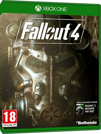 Fallout 4 - Xbox One Download Code Screenshot