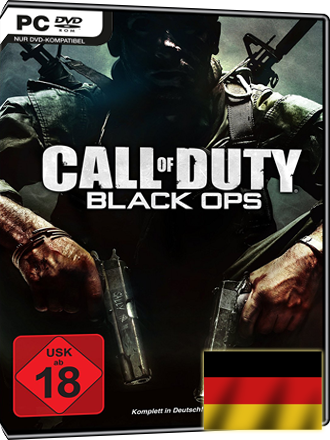 Call of Duty Black Ops - DE Key Screenshot