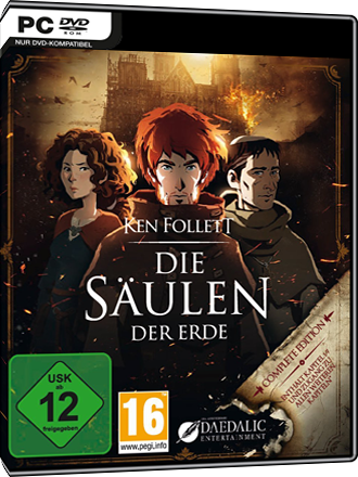 The Pillars of the Earth (Die Säulen der Erde) Screenshot