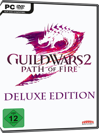 Guild Wars 2 - Path of Fire (Deluxe Edition) Screenshot