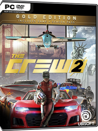 the crew 2 gold edition kaufen the crew 2 mmoga. Black Bedroom Furniture Sets. Home Design Ideas