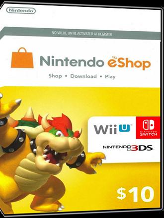 Nintendo Eshop Karte Code.Nintendo Eshop Card 10 Usd