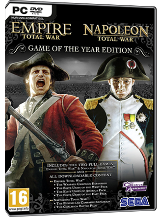 Empire and Napoleon Total War - Game of the Year Edition Screenshot