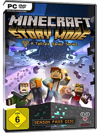Minecraft Story Mode - A Telltale Games Series Screenshot