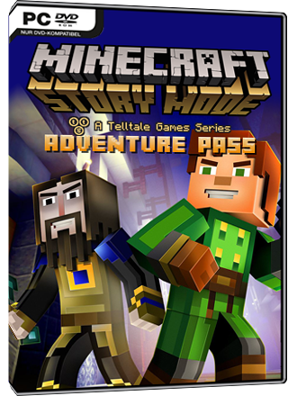 Minecraft Story Mode - Adventure Pass (DLC) Screenshot