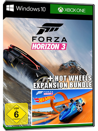 Forza Horizon 3 + Hot Wheels DLC Bundle (Xbox One / Windows 10) Screenshot
