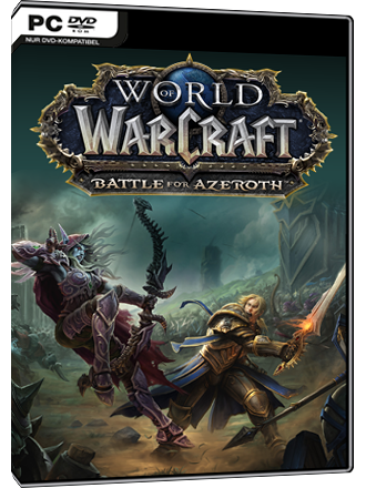 WoW - Battle for Azeroth [EU] - World of Warcraft Addon Screenshot