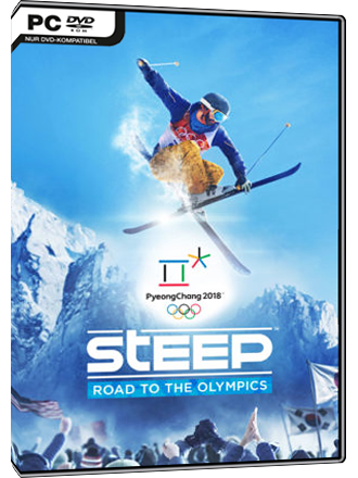 Steep - Road to the Olympics (DLC) Screenshot