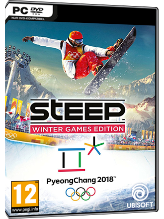 Steep - Winter Games Edition Screenshot
