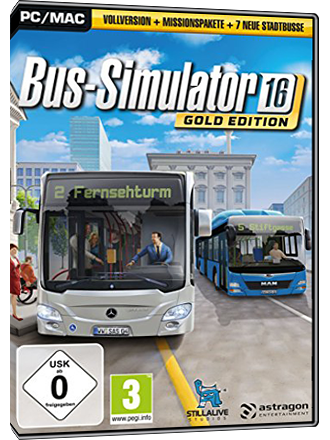 Bus Simulator 16 - Gold Edition Screenshot