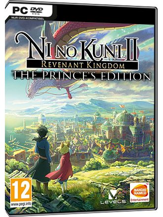 Ni No Kuni II - Revenant Kingdom (Prince's Edition) Screenshot