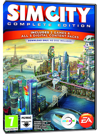 SimCity - Complete Edition Screenshot