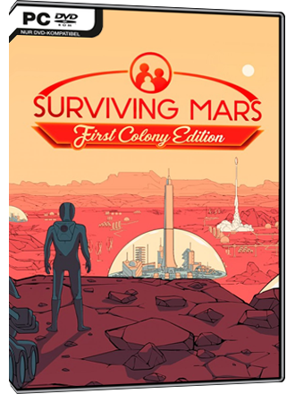 Surviving Mars - First Colony Edition Screenshot