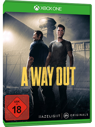 A Way Out - Xbox One Download Code Screenshot