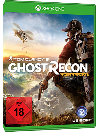 Ghost Recon Wildlands - Xbox One Download Code Screenshot
