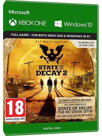 State of Decay 2 - Ultimate Edition (Xbox One / Windows 10) Screenshot