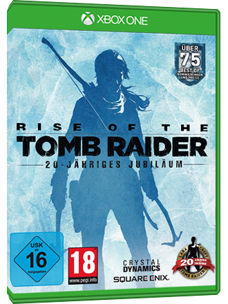 Rise of the Tomb Raider - 20 Year Celebration Edition (Xbox One Download Code) Screenshot