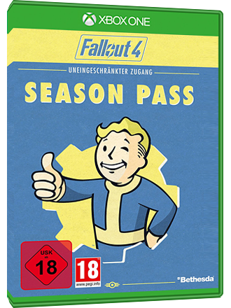 Fallout 4 Season Pass Xbox One