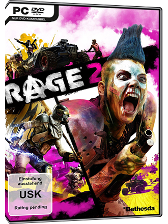 RAGE 2 Screenshot