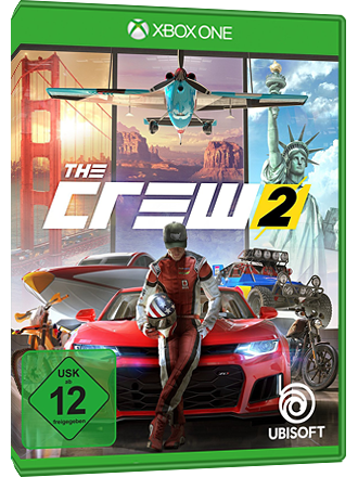 The Crew 2 - Xbox One Download Code Screenshot