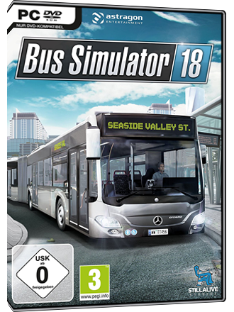 Bus Simulator 18 Screenshot